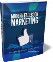 Modern Facebook Marketing Guide - Private Label Rights