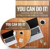 You Can Do It Video Upgrade - Private Label Rights