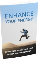 Enhance Your Energy - Private Label Rights