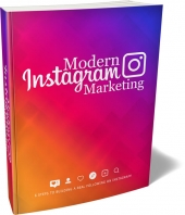 Modern Instagram Marketing - Private Label Rights