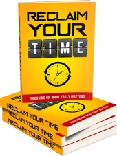 Reclaim Your Time Private Label Rights