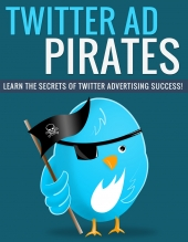 Twitter Ad Pirates - Private Label Rights