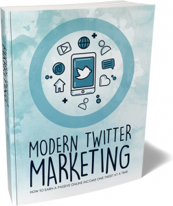 Modern Twitter Marketing - Private Label Rights