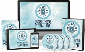 Modern Twitter Marketing Video Upgrade - Private Label Rights