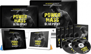 Power Mass Blueprint Video Upgrade - Private Label Rights