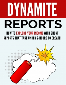 Dynamite Reports - Private Label Rights