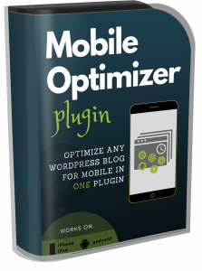 Mobile Optimizer WP Plugin - Private Label Rights