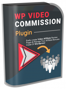 WP Video Commission Plugin - Private Label Rights