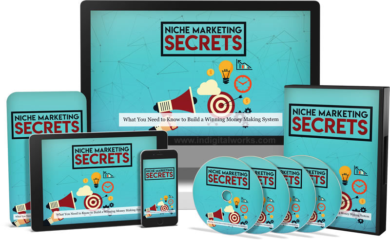 Niche Marketing Secrets Video Upgrade