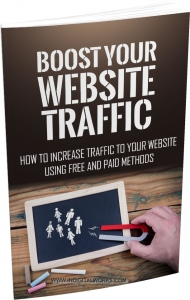Boost Your Website Traffic - Private Label Rights