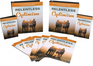 Relentless Optimism Video Upgrade - Private Label Rights