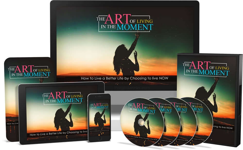 The Art of Living In The Moment Video Upgrade