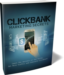 ClickBank Marketing Secrets - Private Label Rights
