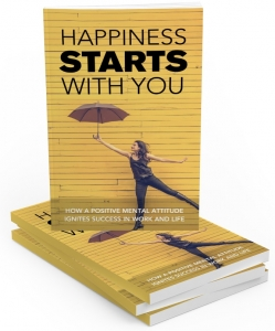 Happiness Starts With You - Private Label Rights