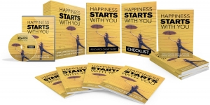 Happiness Starts With You Video Upgrade - Private Label Rights