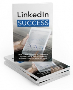 LinkedIn Success - Private Label Rights