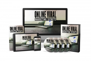 Online Viral Marketing Secrets Video Upgrade - Private Label Rights