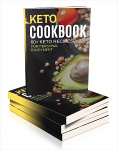 Keto Diet Cookbook Private Label Rights