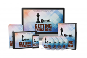 Getting Things Done Video Upgrade - Private Label Rights