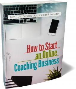 How To Start Online Coaching Business - Private Label Rights