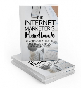 The Internet Marketer's Handbook - Private Label Rights