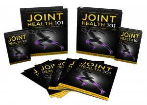 Joint Health 101 Video Upgrade - Private Label Rights