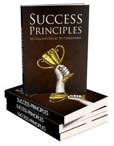 Success Principles - Private Label Rights
