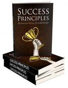 Success Principles Private Label Rights