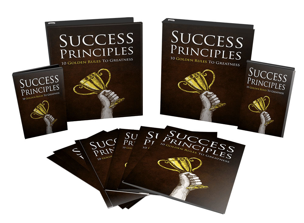 Success Principles Video Upgrade