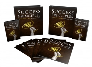 Success Principles Video Upgrade Private Label Rights