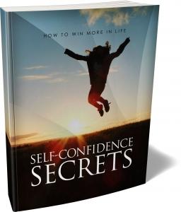 Self Confidence Secrets Private Label Rights