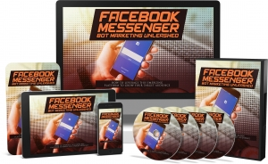 Facebook Messenger Bot Marketing Unleashed Video Upgrade - Private Label Rights