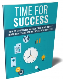 Time For Success - Private Label Rights