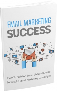 Email Marketing Success - Private Label Rights