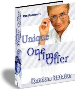 Unique One Time Offer Random Rotator
