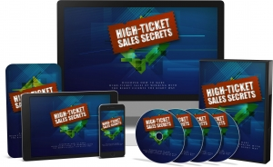 High Ticket Sales Secrets Video Upgrade - Private Label Rights