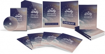 The Daily Affirmation Handbook Video Upgrade