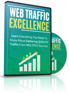 Web Traffic Excellence - Private Label Rights