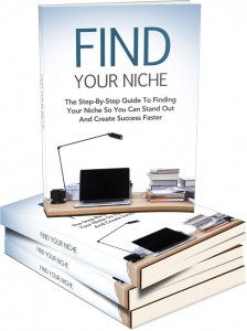 Find Your Niche - Private Label Rights