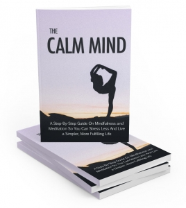 The Calm Mind Private Label Rights