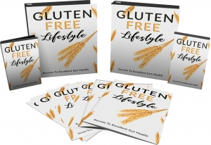 Gluten Free Lifestyle Video Upgrade - Private Label Rights