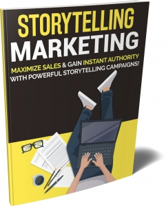Storytelling Marketing - Private Label Rights