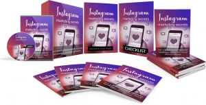 Instagram Marketing Secrets Video Upgrade - Private Label Rights