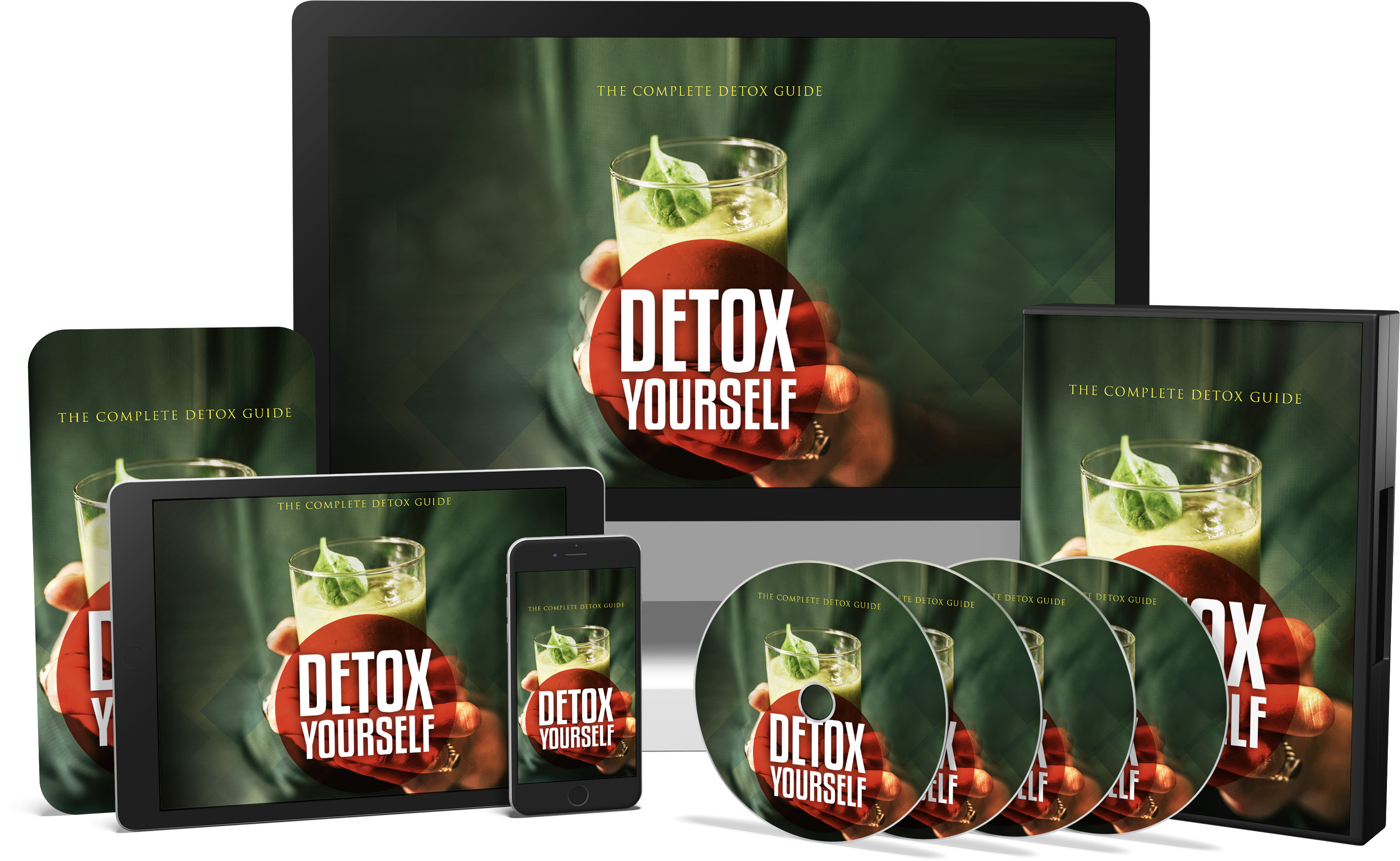 Detox Yourself Video Upgrade