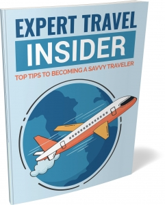 Expert Travel Insider - Private Label Rights