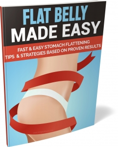 Flat Belly Made Easy - Private Label Rights
