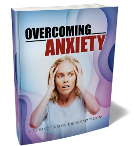 Overcoming Anxiety Private Label Rights