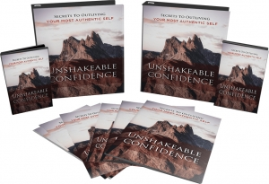 Unshakeable Confidence Video Upgrade Private Label Rights