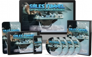 Sales Funnel Optimization Strategies Video Upgrade - Private Label Rights