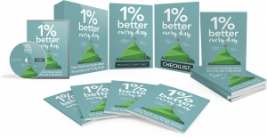 1 Percent Better Every Day Video Upgrade - Private Label Rights